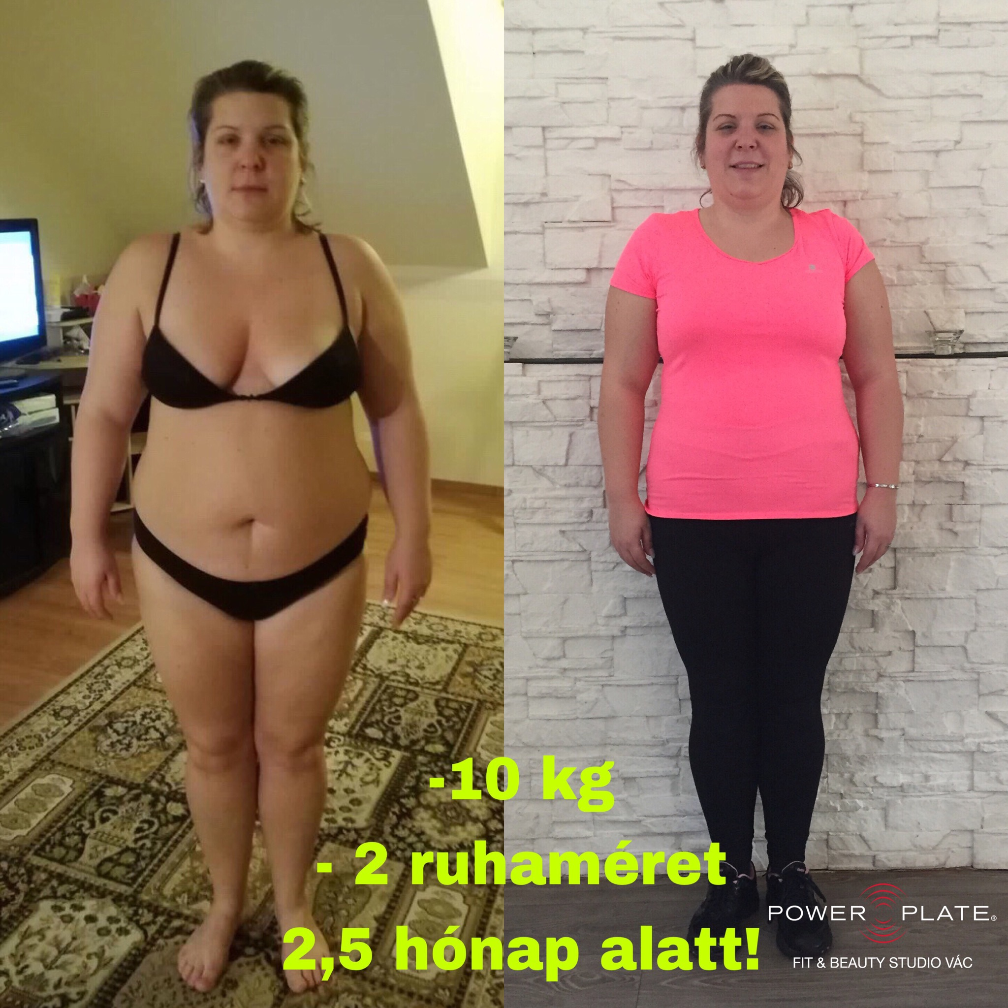30 kiló mínusz strongman módra, 4 hónap alatt