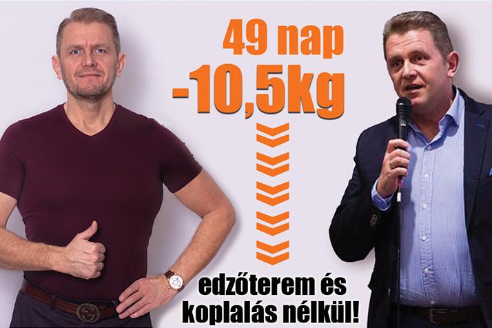 hogyan lehet lefogyni 35kg