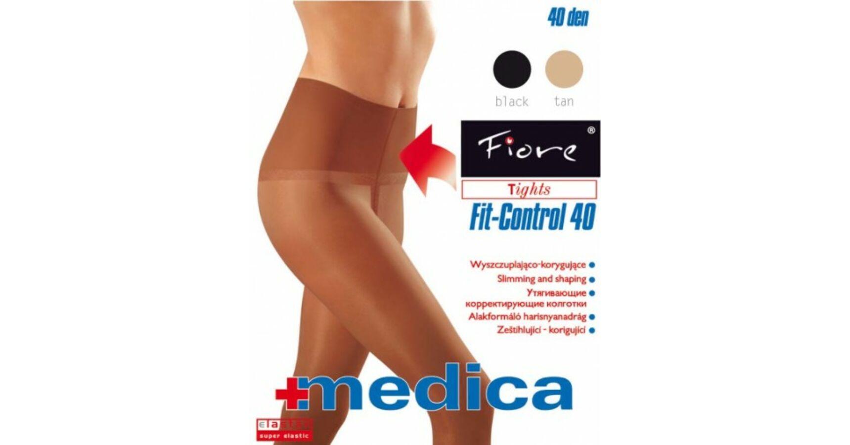 Turmalina Shorts csípőszorító karcsúsító nadrág, méret L - InnovaGoods