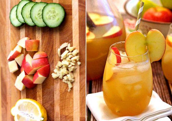 39 Best zsírégető italok images | Egészséges italok, Smoothie, Egészség