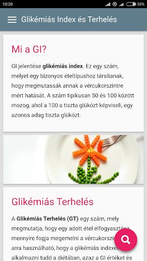 fogyás alacsony glikémiás index