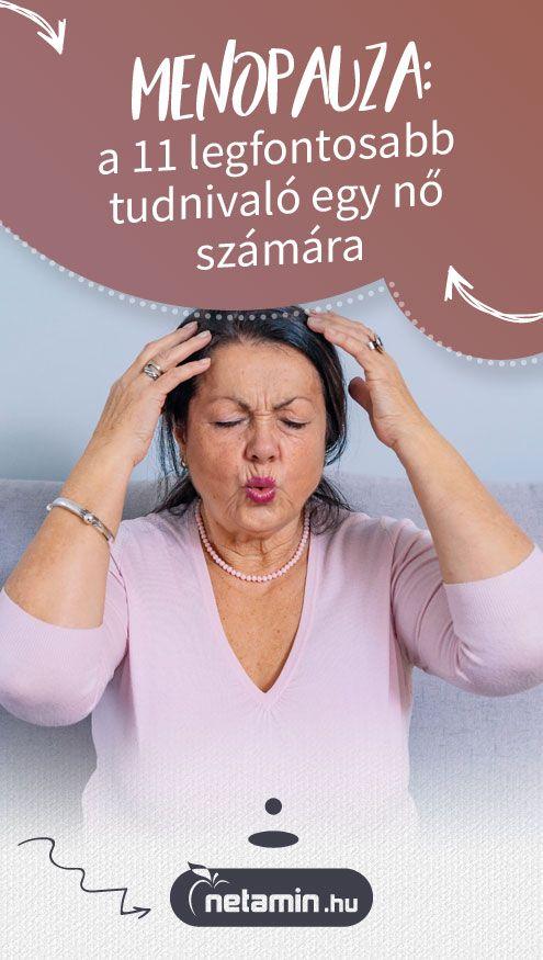 fogyás menopauza alatt