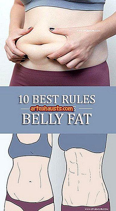 hogyan lehet hatékonyan elveszíteni a zsírt?