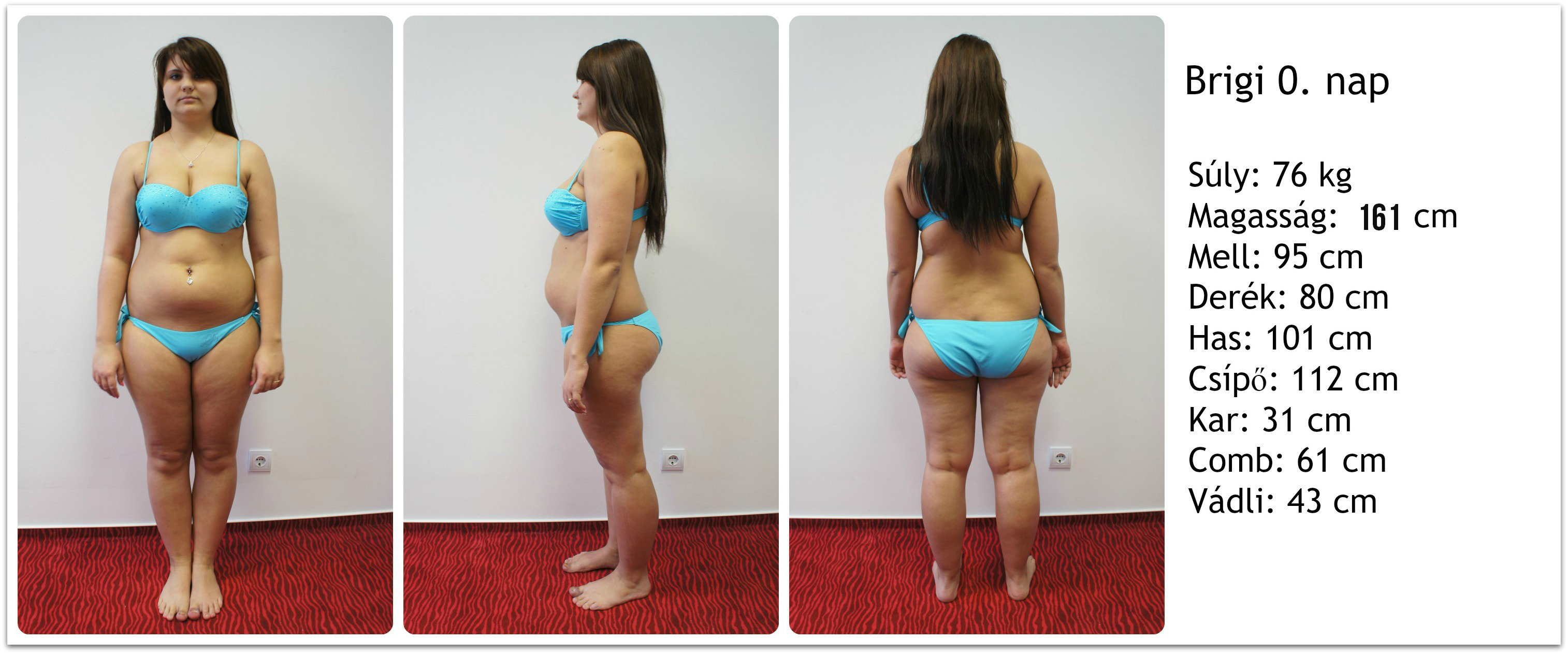 2 hét alatt 6 kg fogyás)