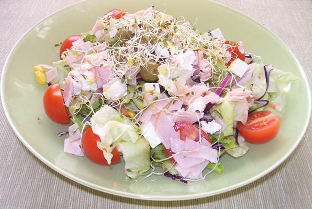 diétás saláták)