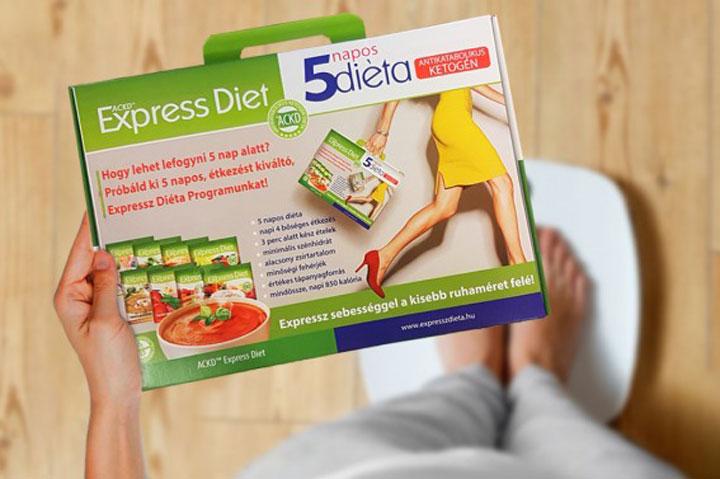 expressz diéta 5 napos)
