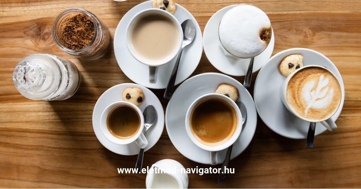 kellene inni kávét a fogyáshoz