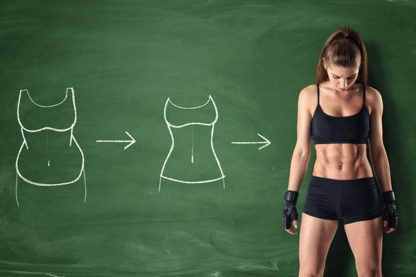 Hogyan tudsz fogyni és izmot építeni egyszerre?