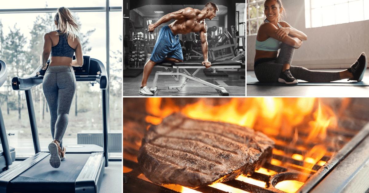 grill a zsírégetés érdekében
