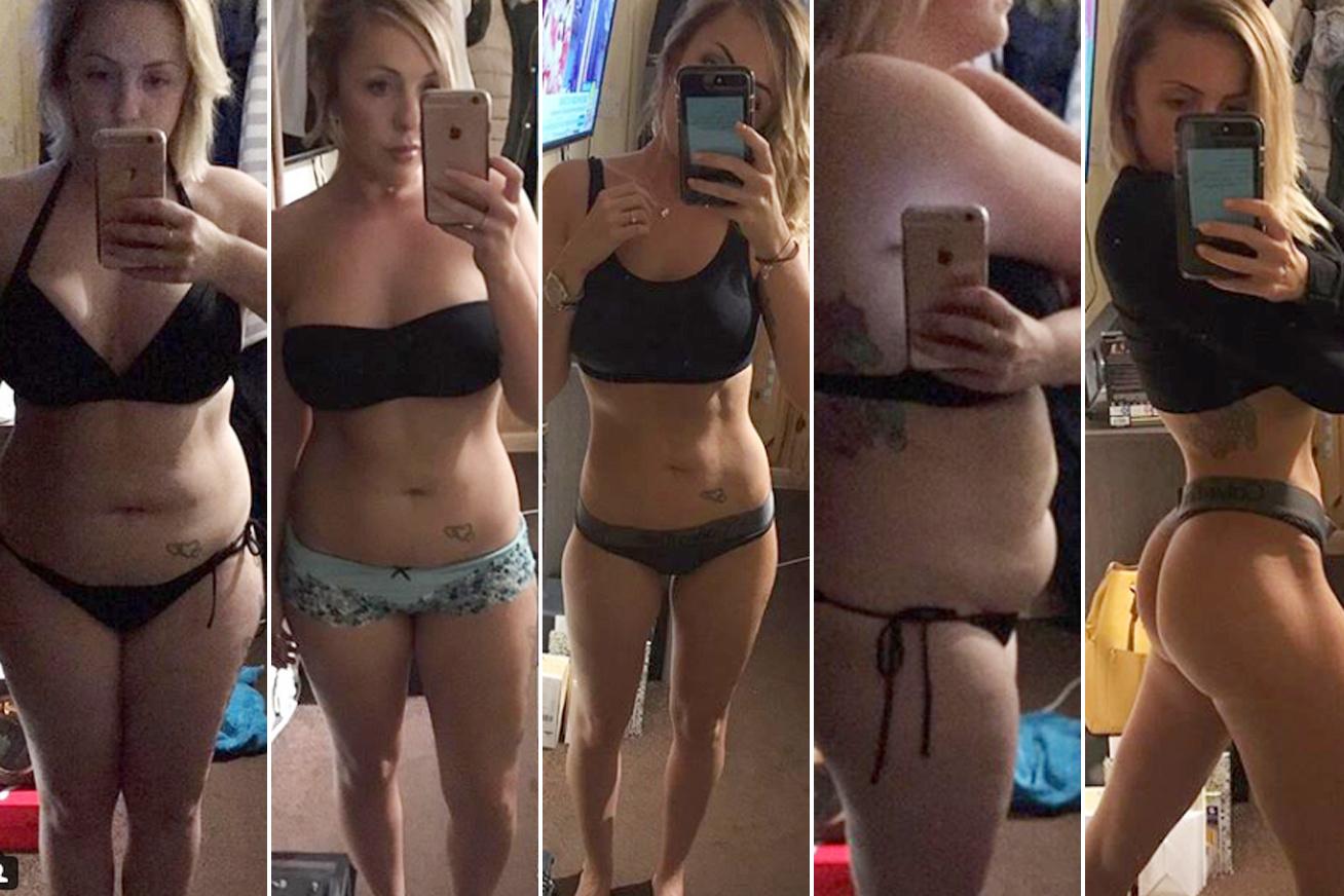22 éves nő fogyás)