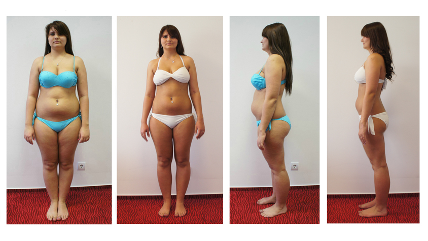 Nem csak nőknek: sikeres a modell, Tomán Szabina diétája