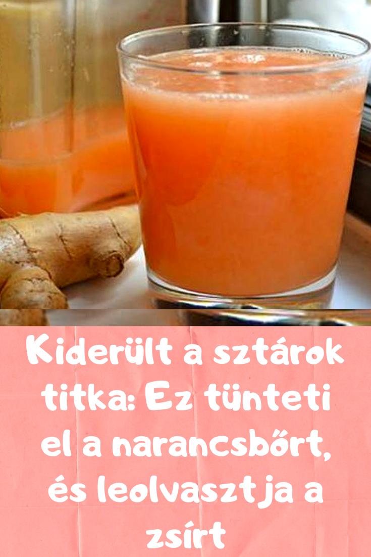 sikeres fogyás italok)