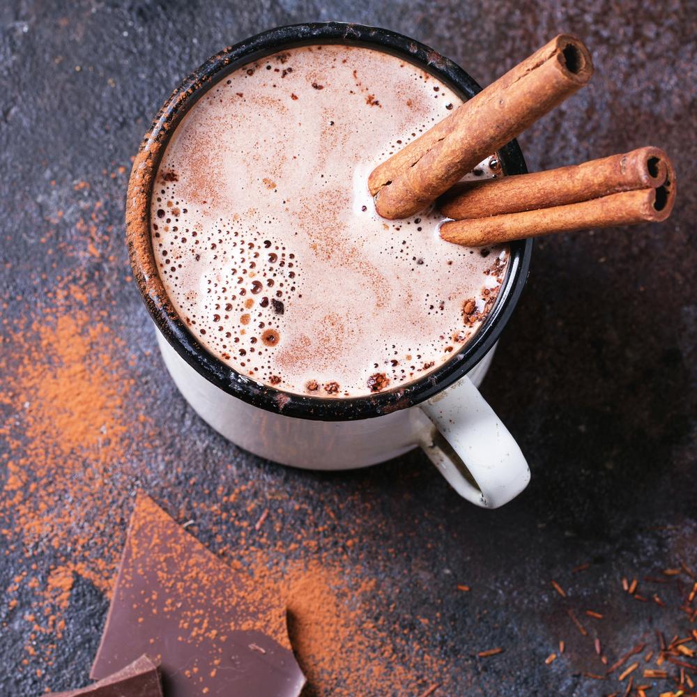 forró kakaó és fogyás tíz egységnyi zsír veszteség