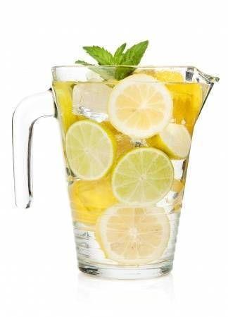 zsírégető ital citrom)