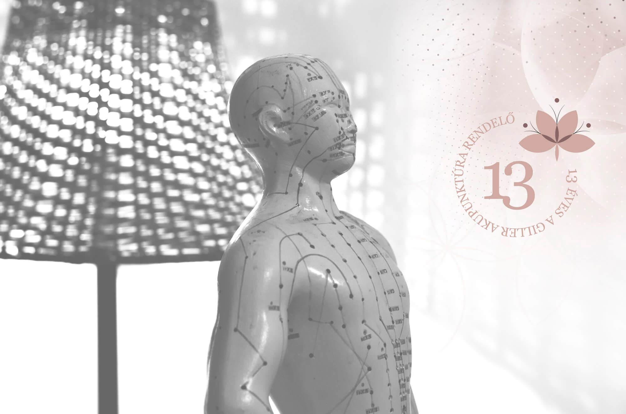 Fogyás elősegítése akupunktúrával