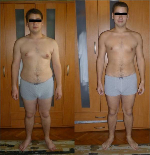 Így fogytam 30 kilót fél év alatt