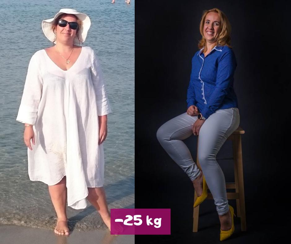Egy 67 kilós, döbbenetes fogyás története   Well&fit
