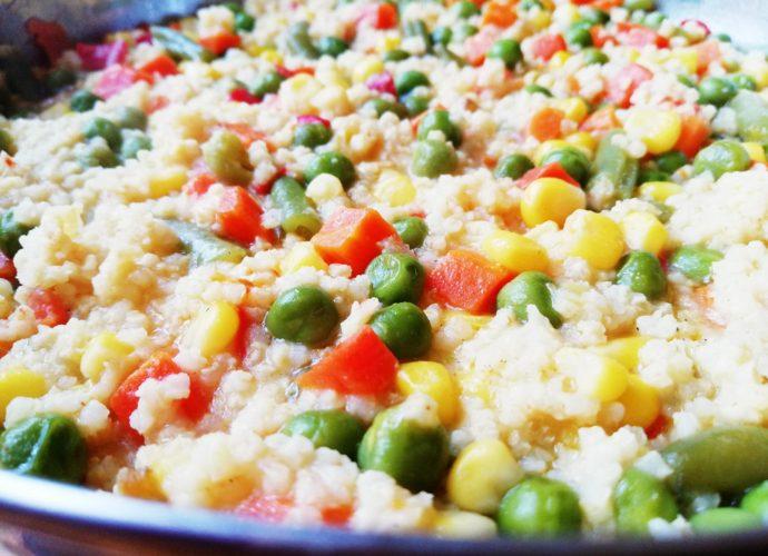 Zöldséges ételek - Cukorbeteg-étrend