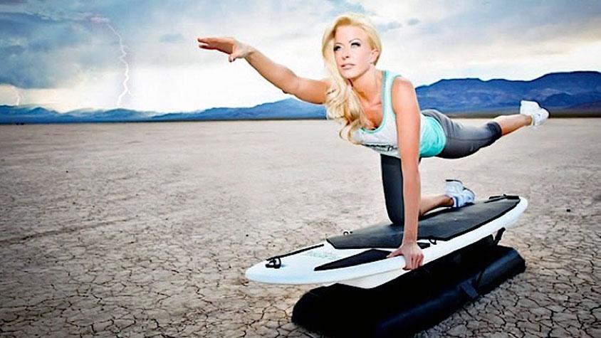 A szörfözés segít a fogyásban. Szörfözés segít a fogyásban.