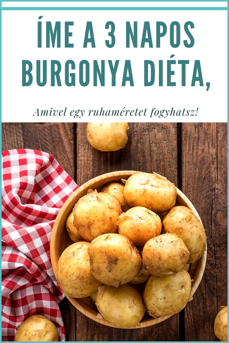 krumpli fogyókúra)