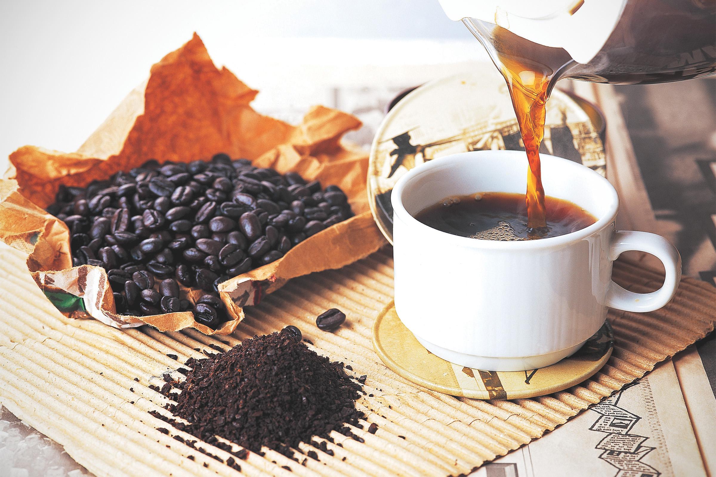 a fekete kávé előnyei a fogyáshoz