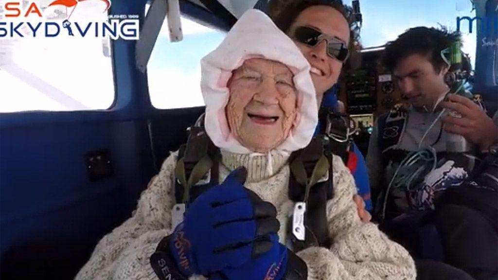 Súlya miatt nem engedték ejtőernyőzni, lefogyott   nlc