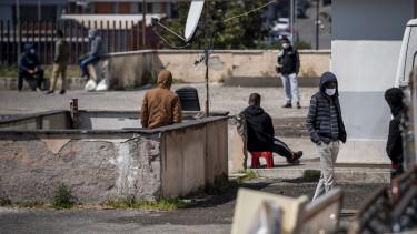 Több száz külföldi fertőzött lehet Olaszországban