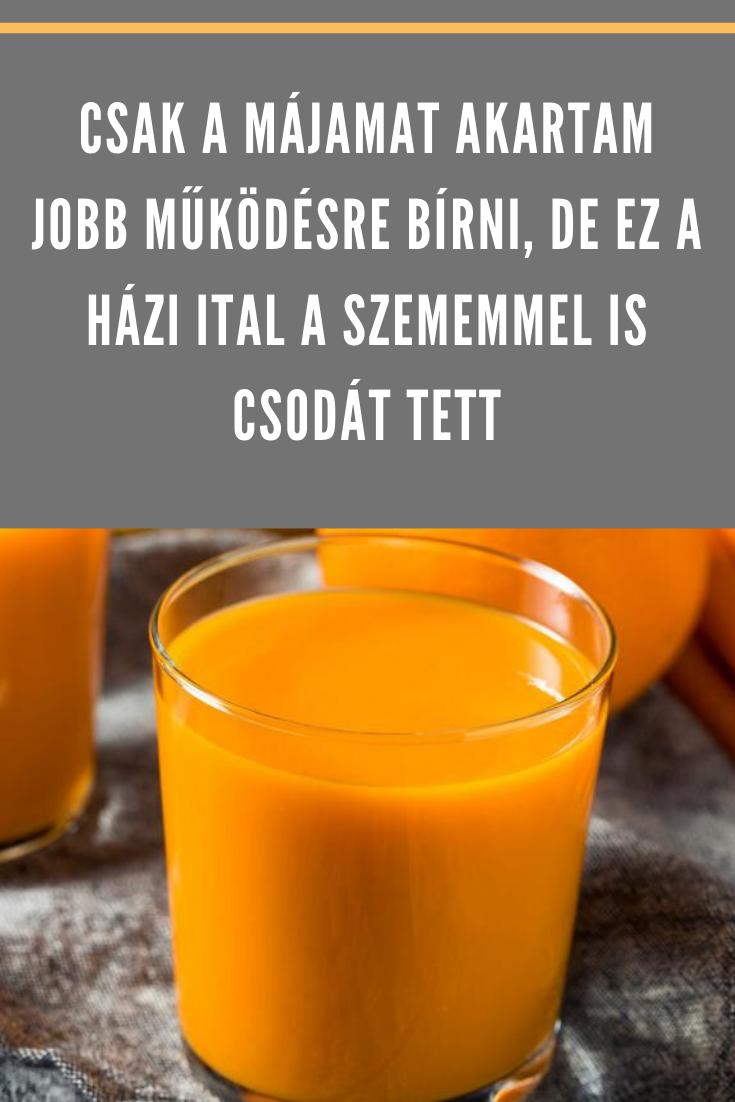 csoda zsírégető ital)