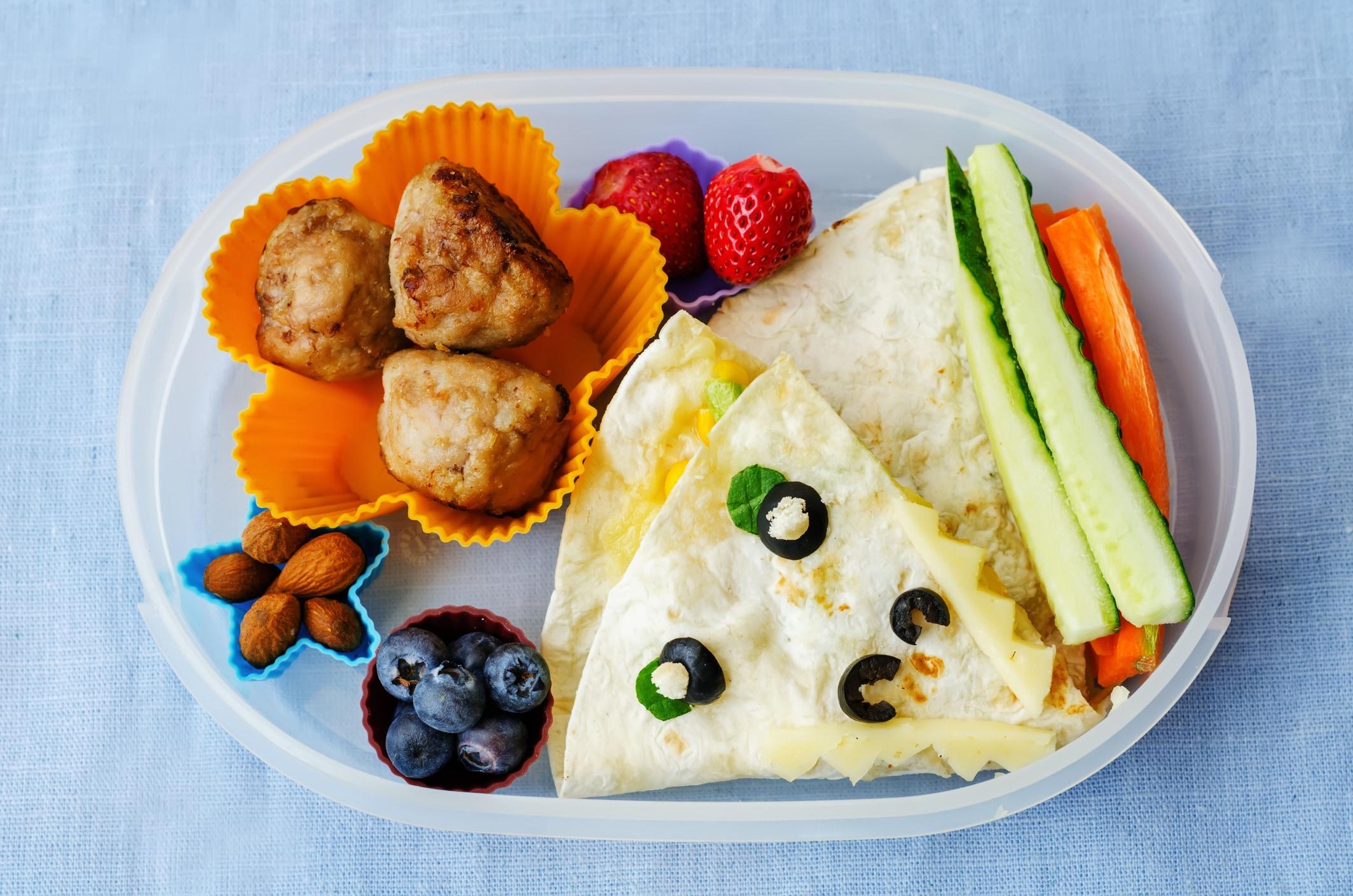 egészséges gyerek ételek)