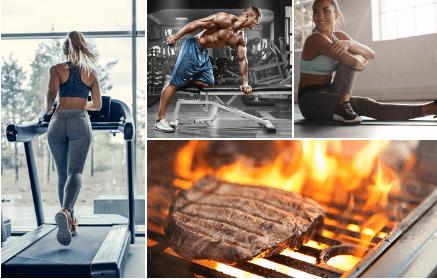 6 tipp a testzsír csökkentésére az izomtömeg növelése közben - GymBeam Blog