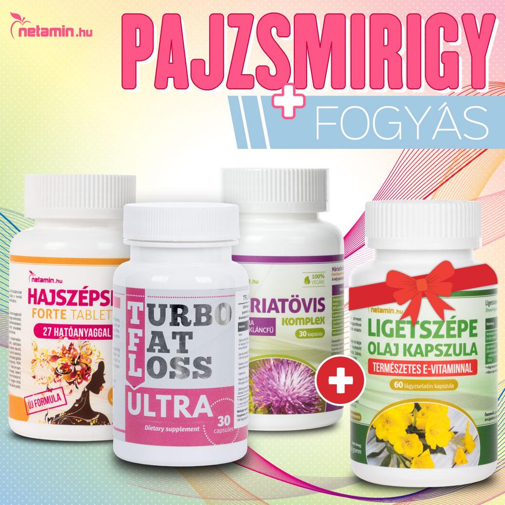 menopauza fogyás kiegészítő