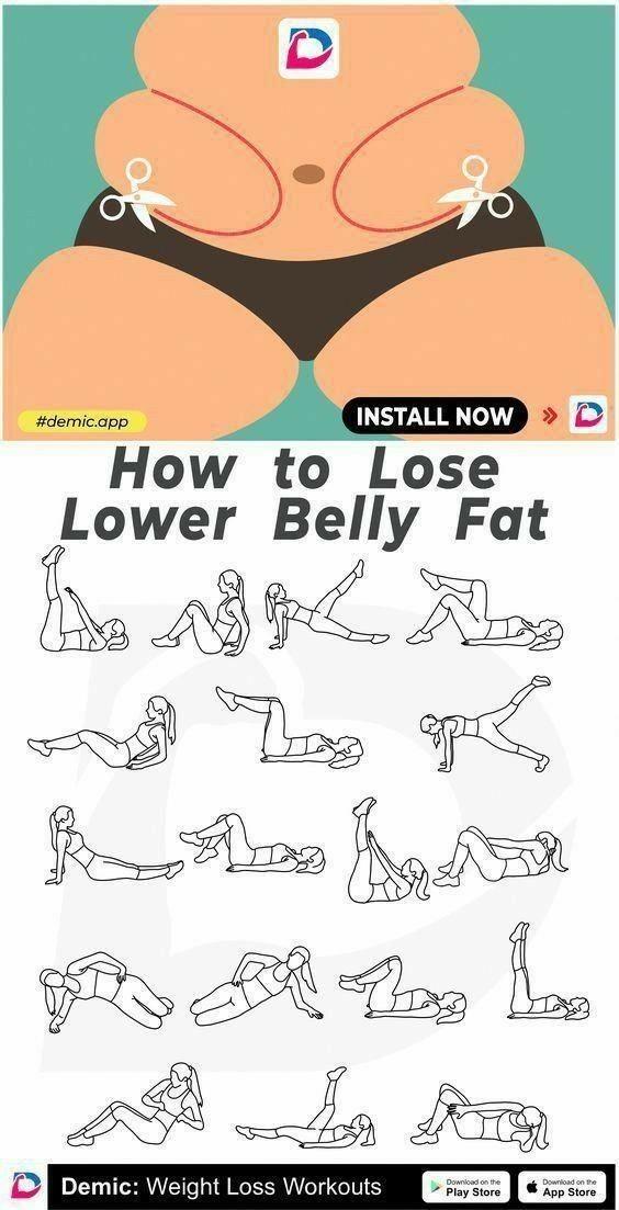 belly fat это