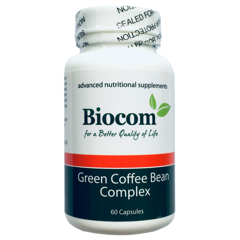 GREEN COFFE BEAN biocom - ZÖLD KÁVÉBAB - almaecettel és VITAMINOKKAL