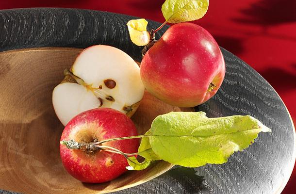 fogyás almával)