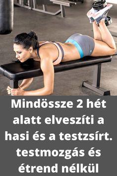 elveszíti a testzsírt és a súlyt)