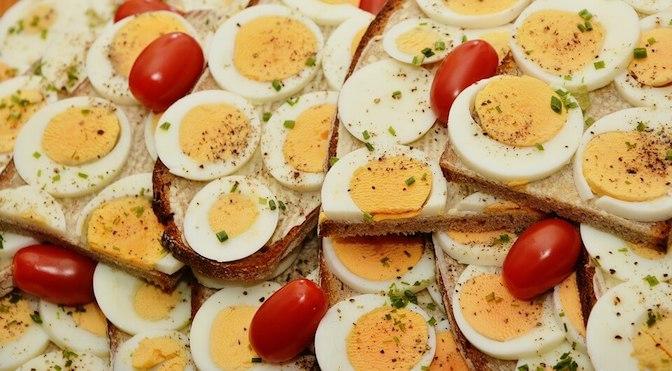 tojásdiéta recept)