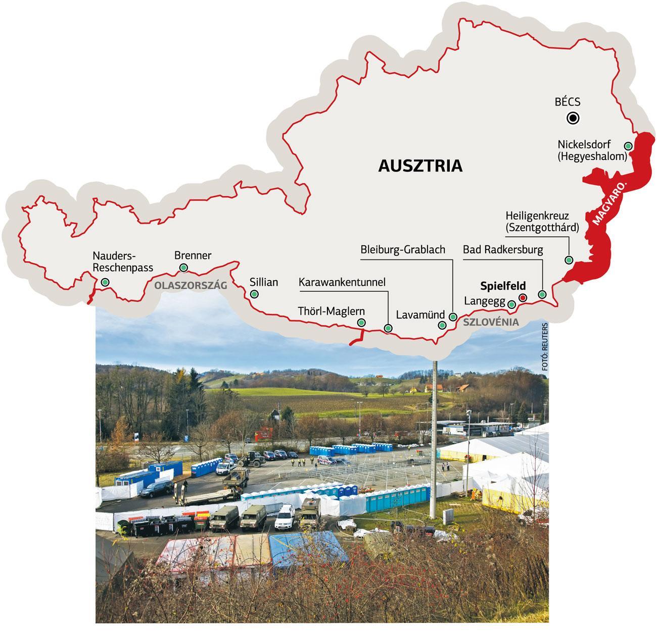 fogyás Bécs Ausztria)