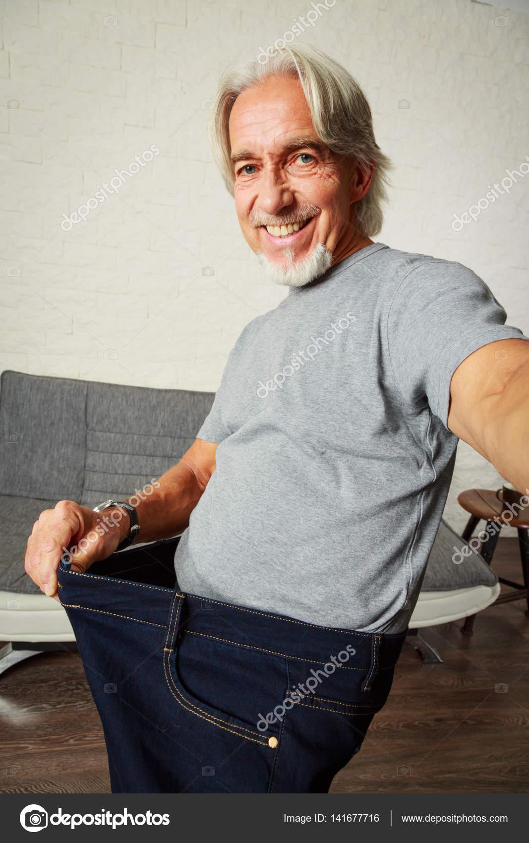 fogyás középkorú férfi