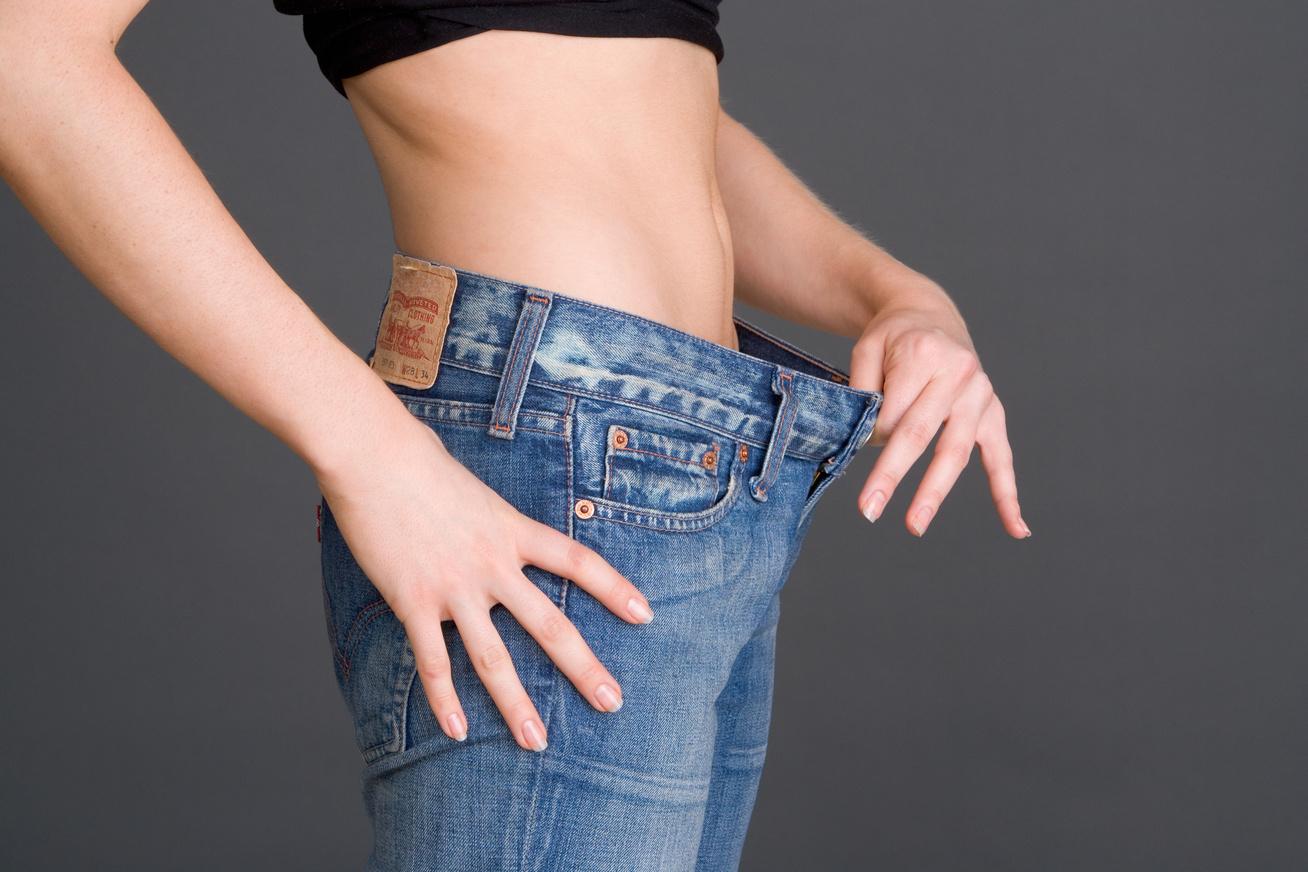 Az ideális testsúlyvesztés üteme