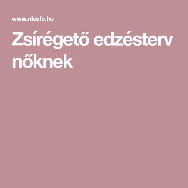 férfiak egészségmegőrző zsírégetők)