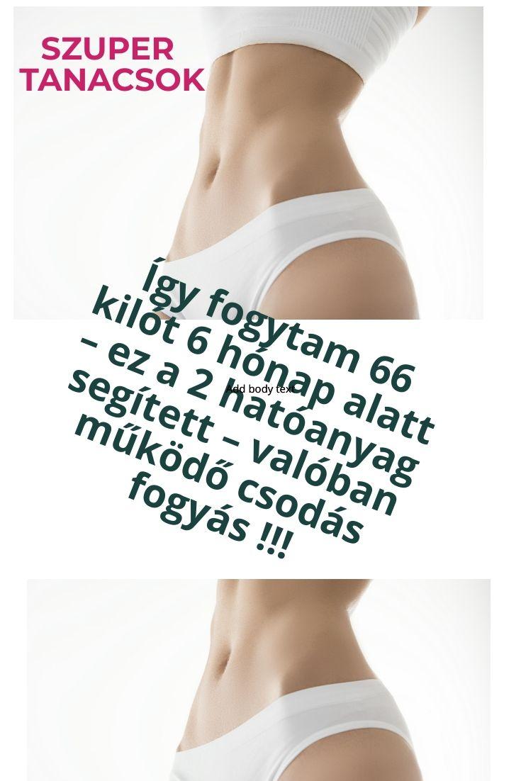 hatékony fogyás 2 hét alatt)