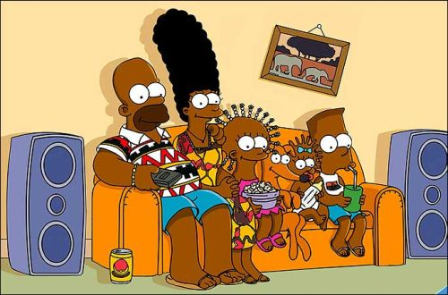 Homer Simpson lefogy
