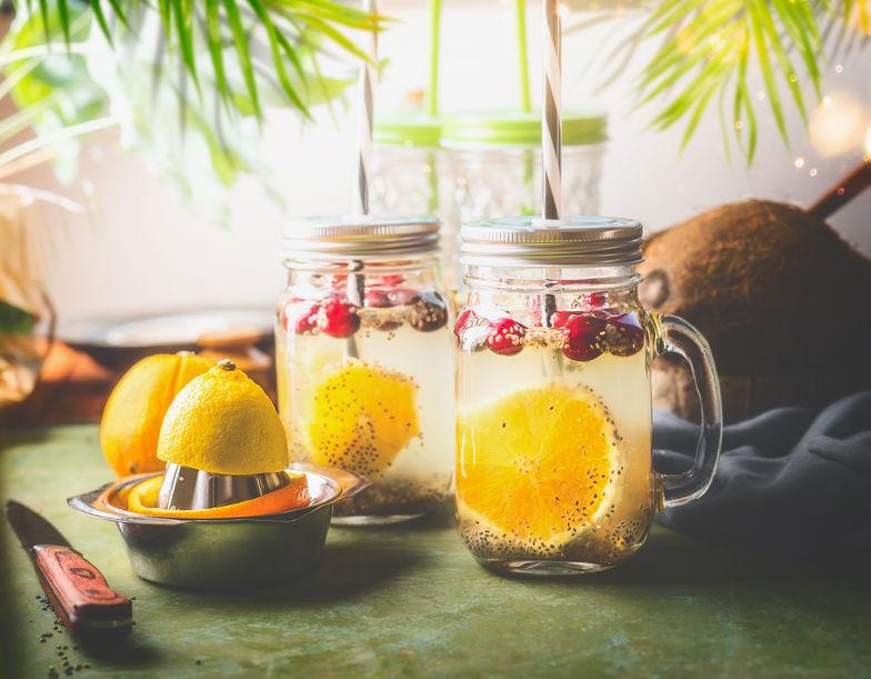 italok, amelyek segítik a zsírégetést)