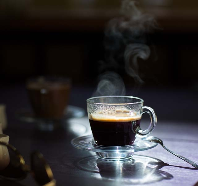 leszokni a kávét és lefogyni