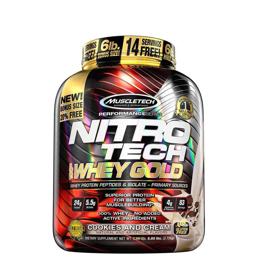 nitro tech segít lefogyni