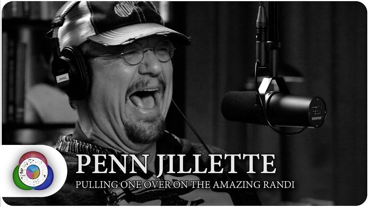 penn jillette fogyás podcast