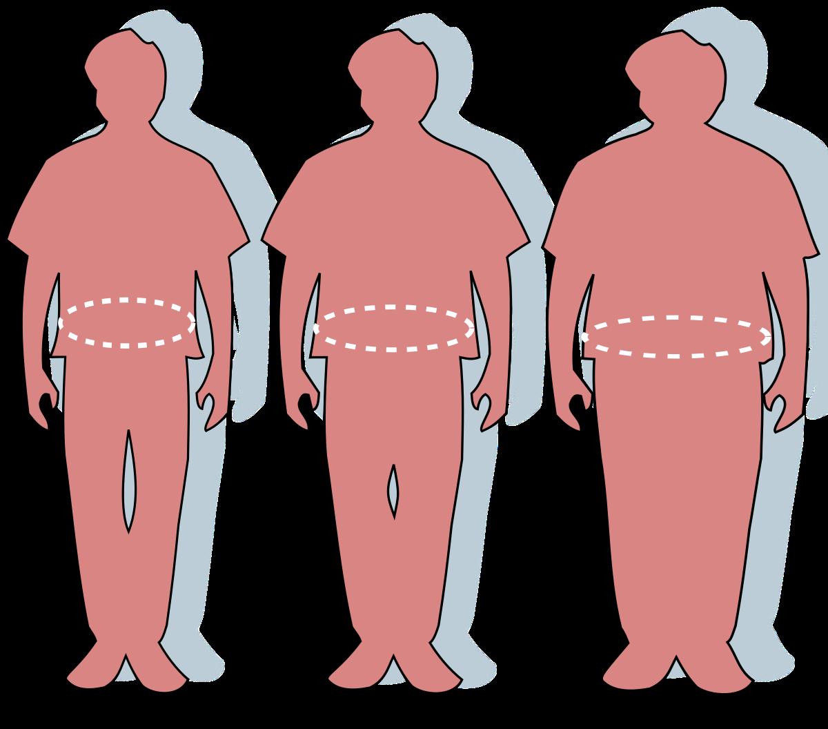 hogyan lehet lefogyni a gallér csontok körül genotropin a zsírégetés érdekében
