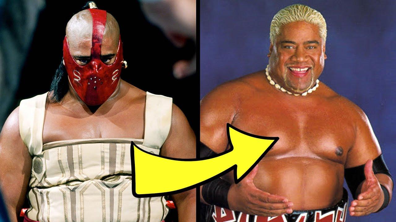 WWE mozdulatok leírásai, képek, érdekességek, pankrátorok - Pankrátorok - Yokozuna